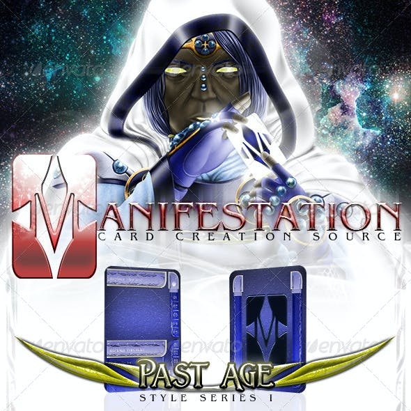 Manifestation CCS: Collectible Card Game Template