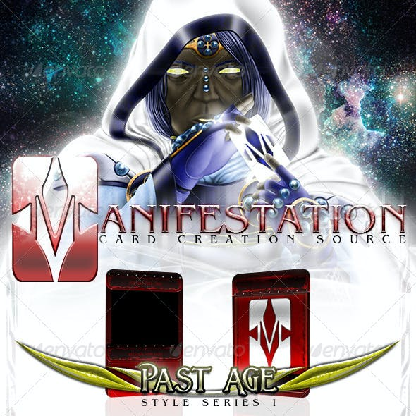 Manifestation CCS: Trading Card Game Template