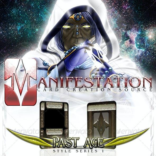 Manifestation CCS: Card Game Design