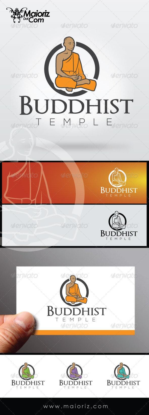 Buddhist Logo Template - Humans Logo Templates