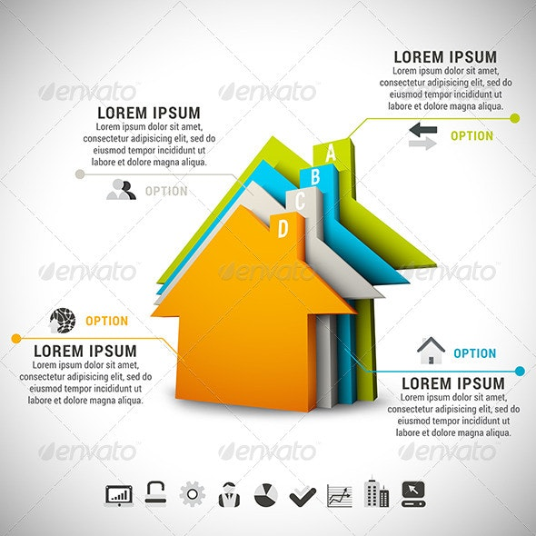 Real Estate Infographics - Infographics