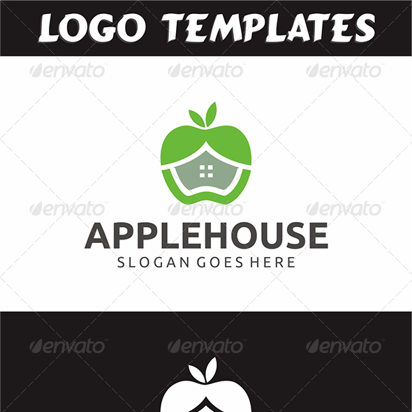 Apple House Logo