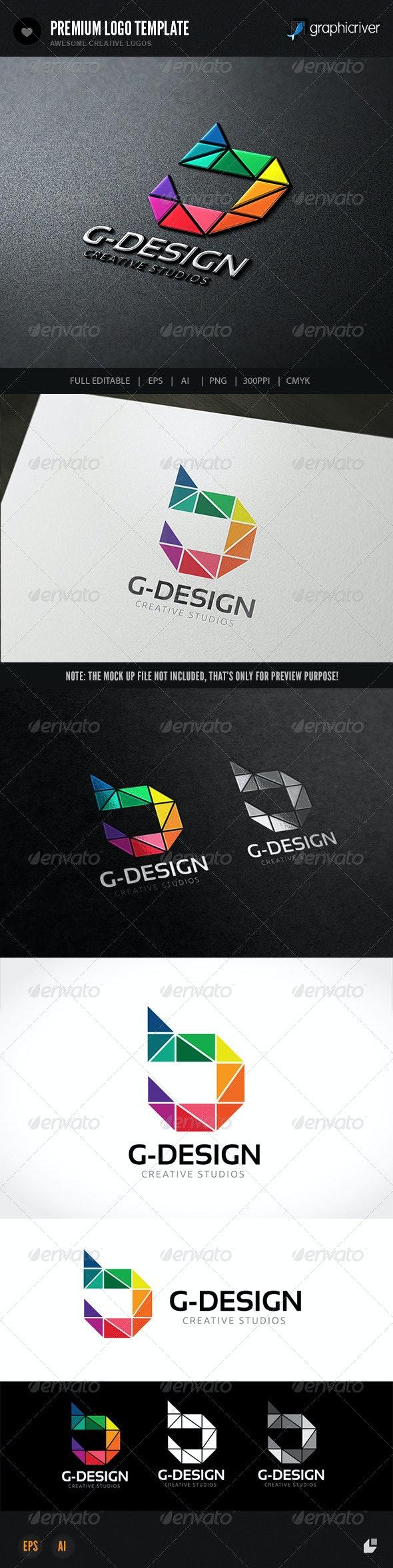 G Design Studios - Letters Logo Templates