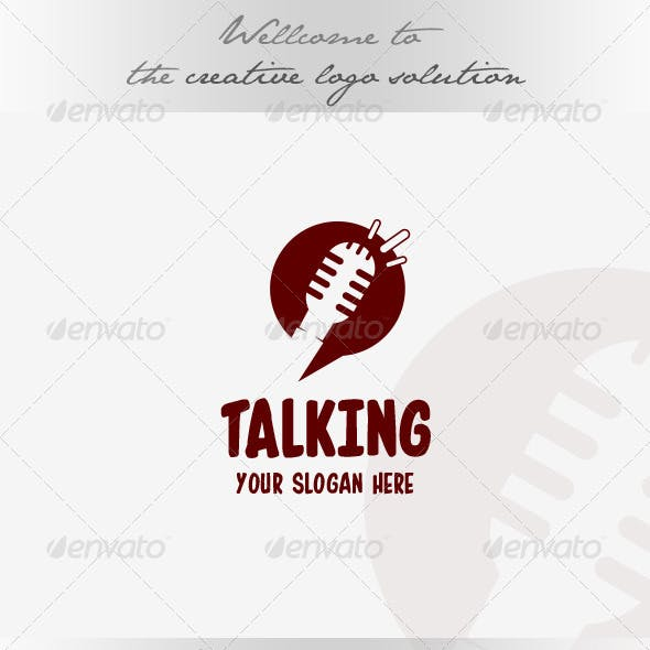 Talk and Chat Logo