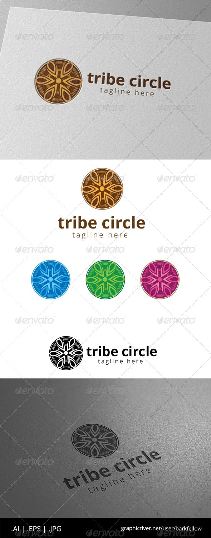 Native Circle Logo Template - Symbols Logo Templates