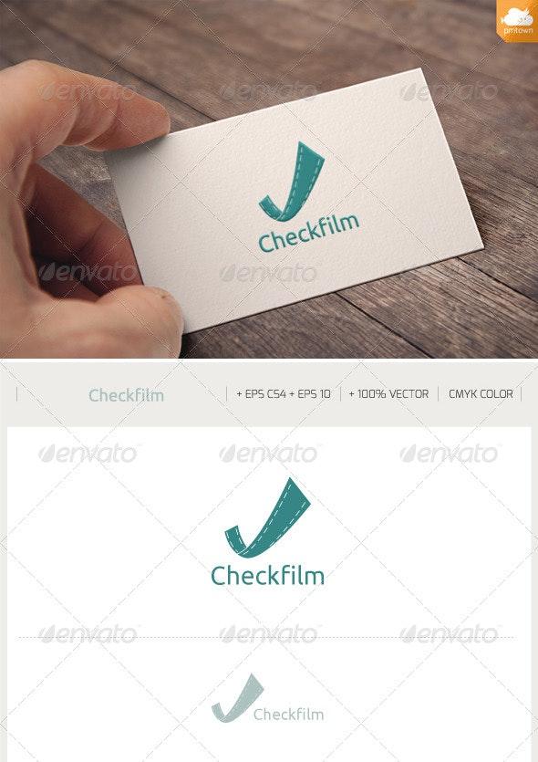 Check Film - Symbols Logo Templates
