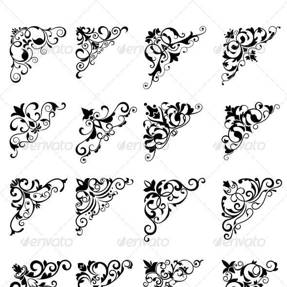 Vignette Vectors From Graphicriver