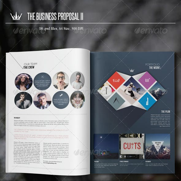 The Business Proposal II