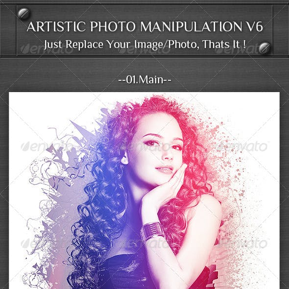 Artistic Photo Manipulation V6