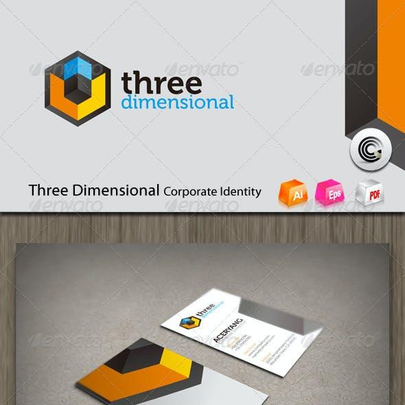 Three Dimensional Corporate Identity