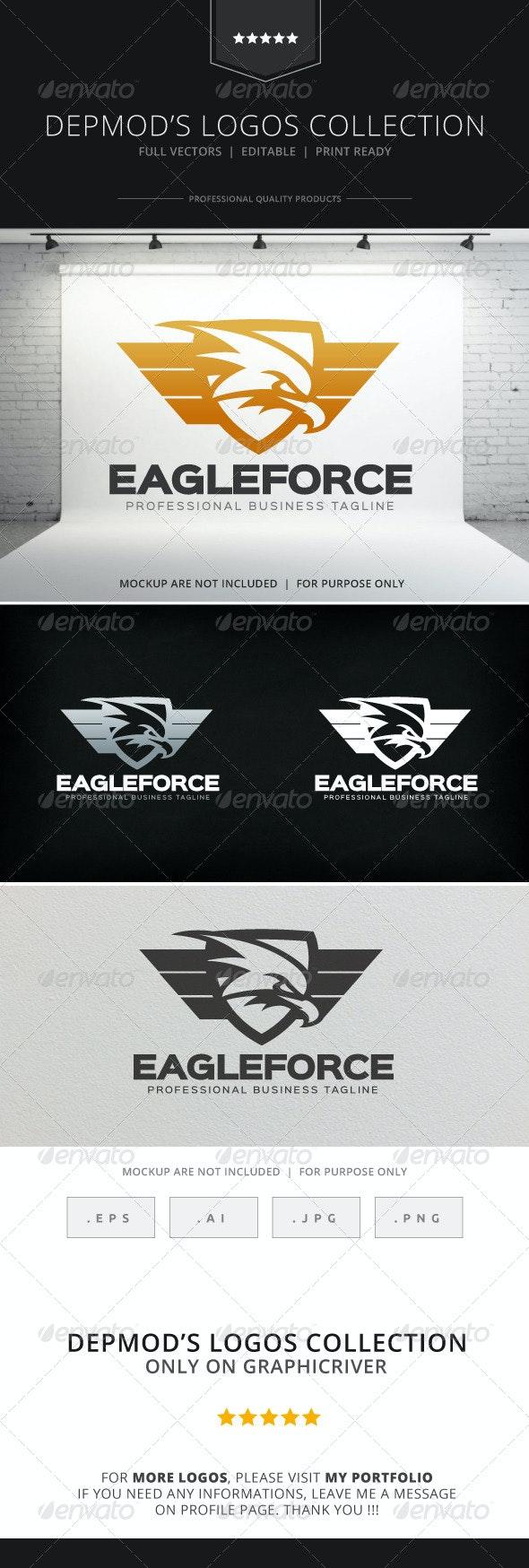 Eagle Force Logo