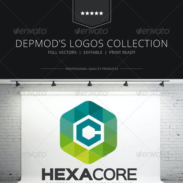 Hexa Core Logo