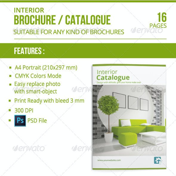 Catalogue / Brochure