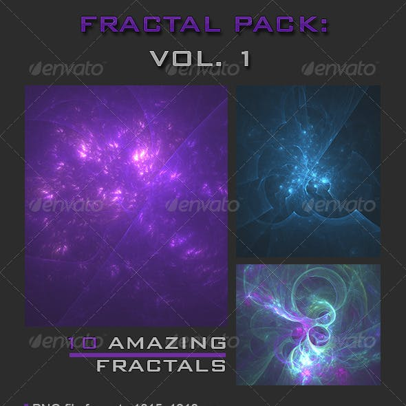Fractal Pack Vol. 1