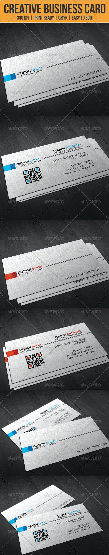 Creative Art Business Card - Creative Business Cards