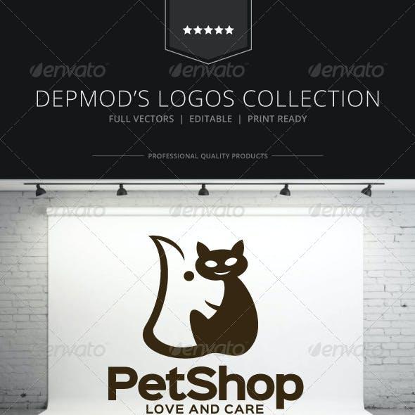 Pet Shop Logo V.04
