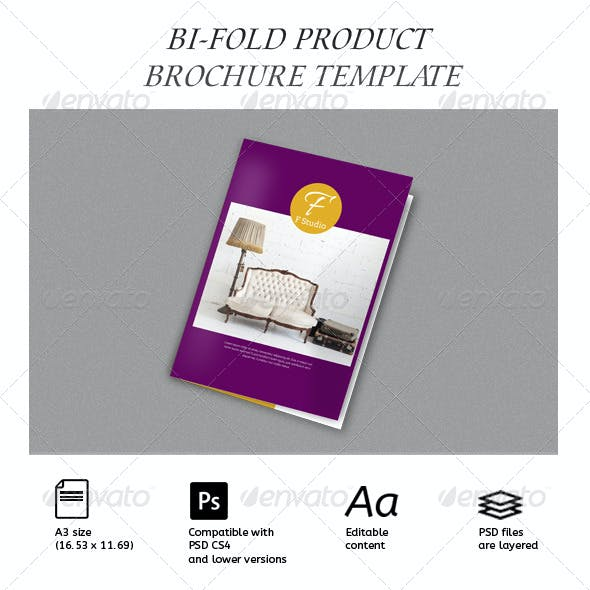 Product Brochure/ Catalog