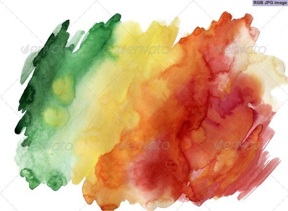 Watercolor Background - Backgrounds Graphics