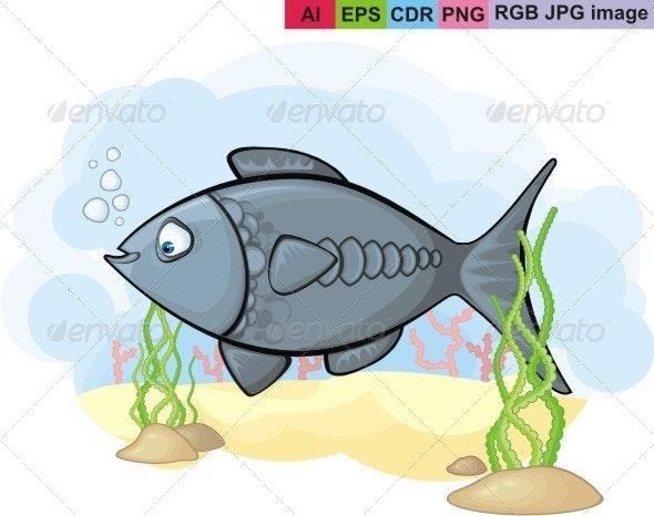 Fish  - Nature Conceptual