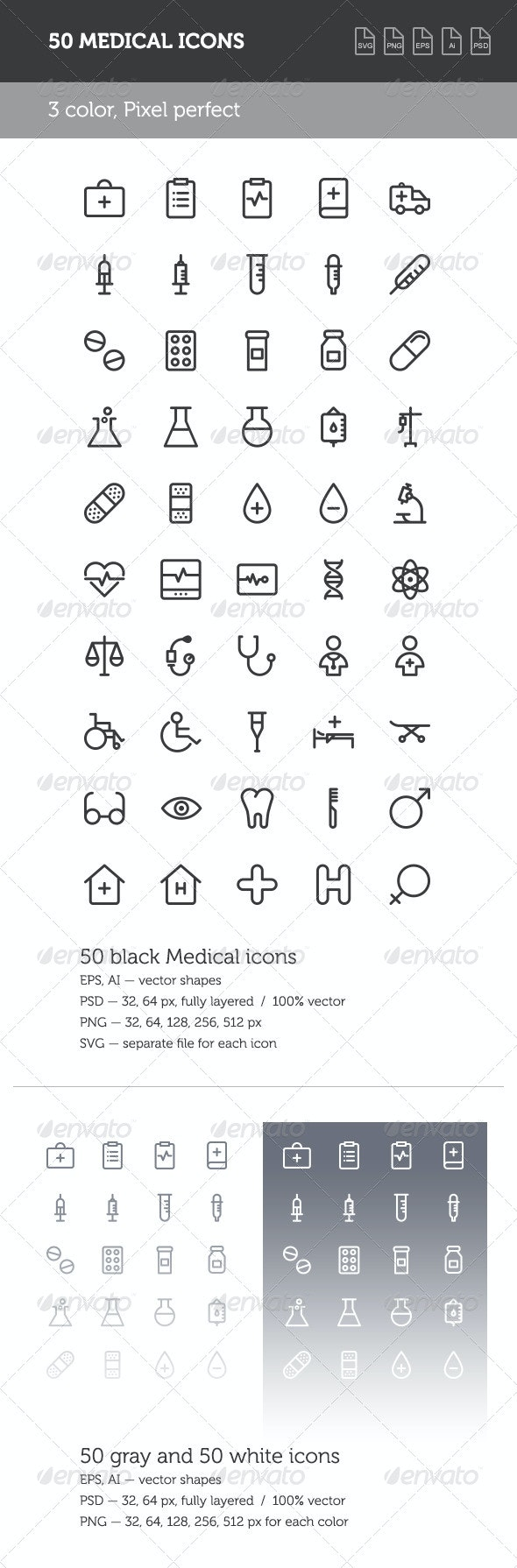 25 Best Icons  for March 2019