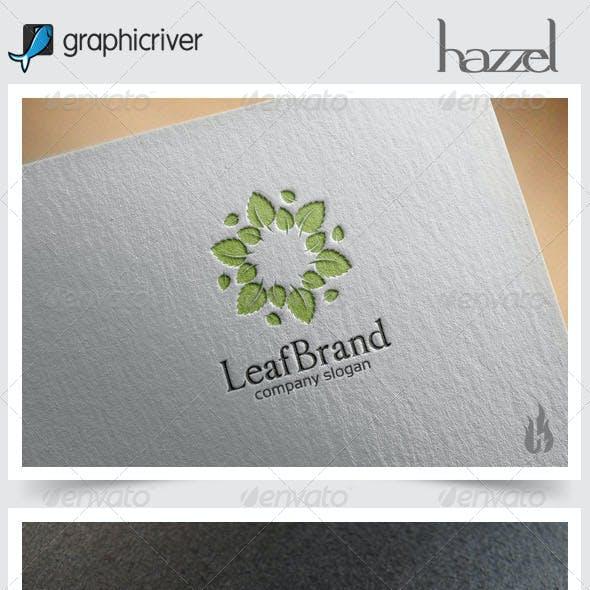 Leaf Brand Logo