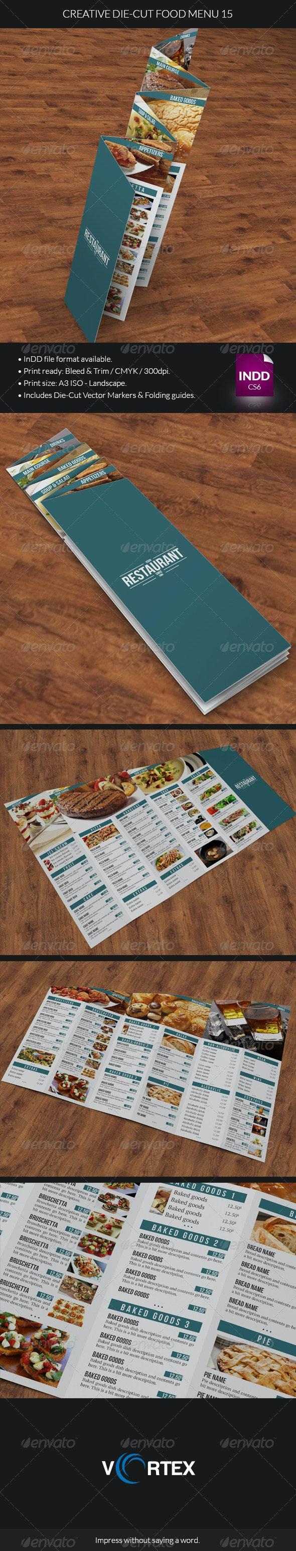 Creative Food Menu 15