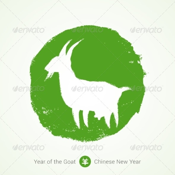 Chinese Lunar Year of the Goat - New Year Seasons/Holidays