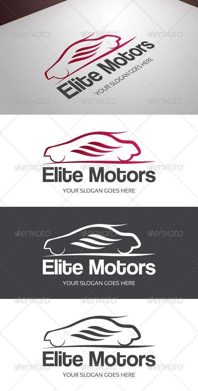 Elite Motors Logo - Logo Templates