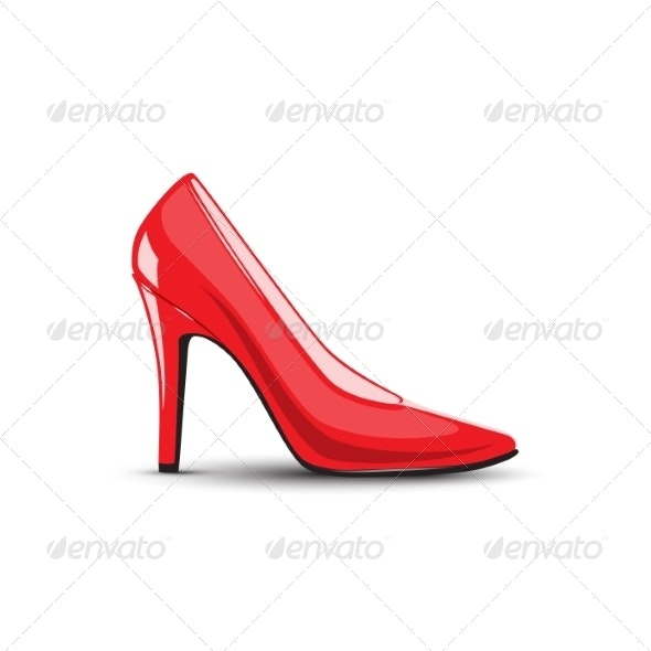 Women's Shoes - Man-made Objects Objects