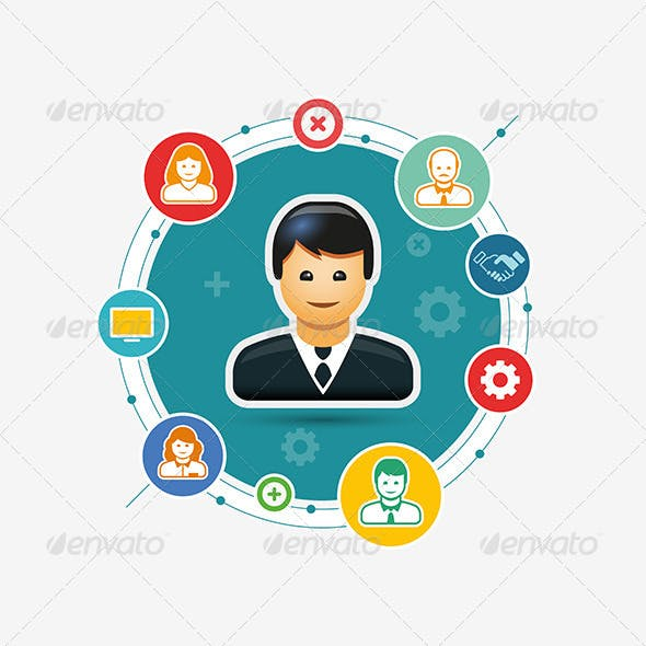 Business People Organization