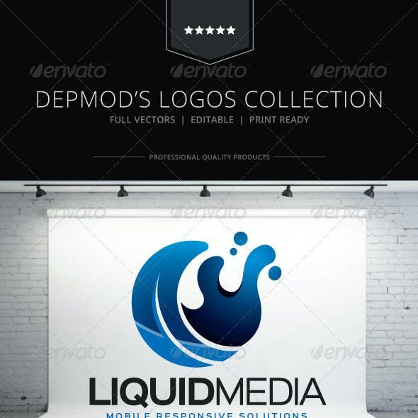 Liquid Media Logo