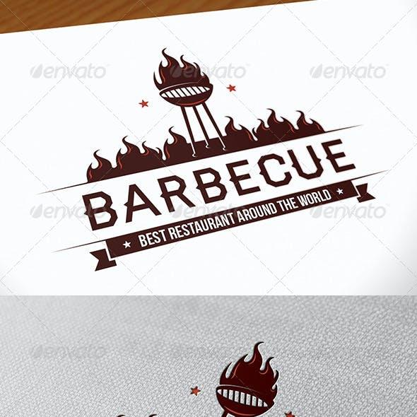 BBQ Logo Template