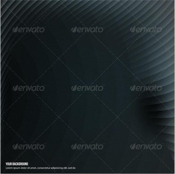 Vector 3D Abstract and Squares - Web Elements Vectors
