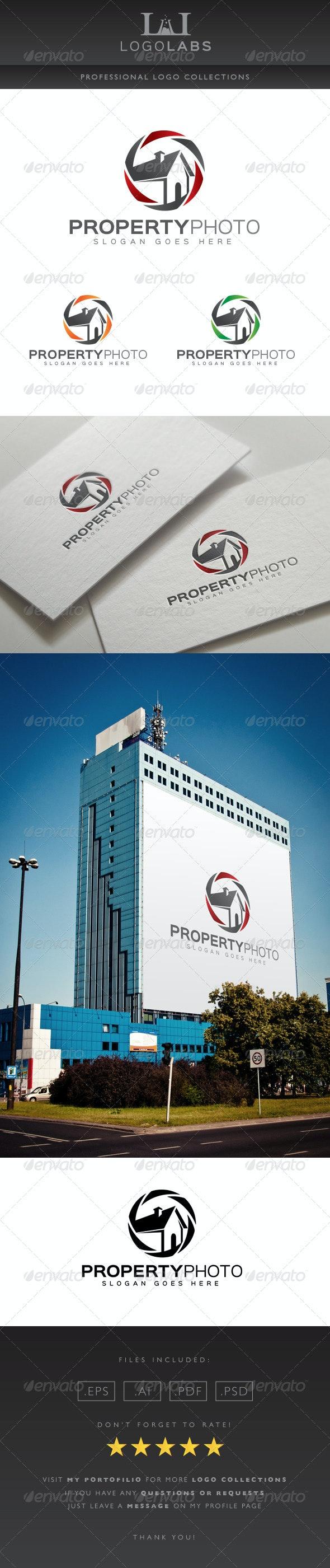 Property Photo - Buildings Logo Templates