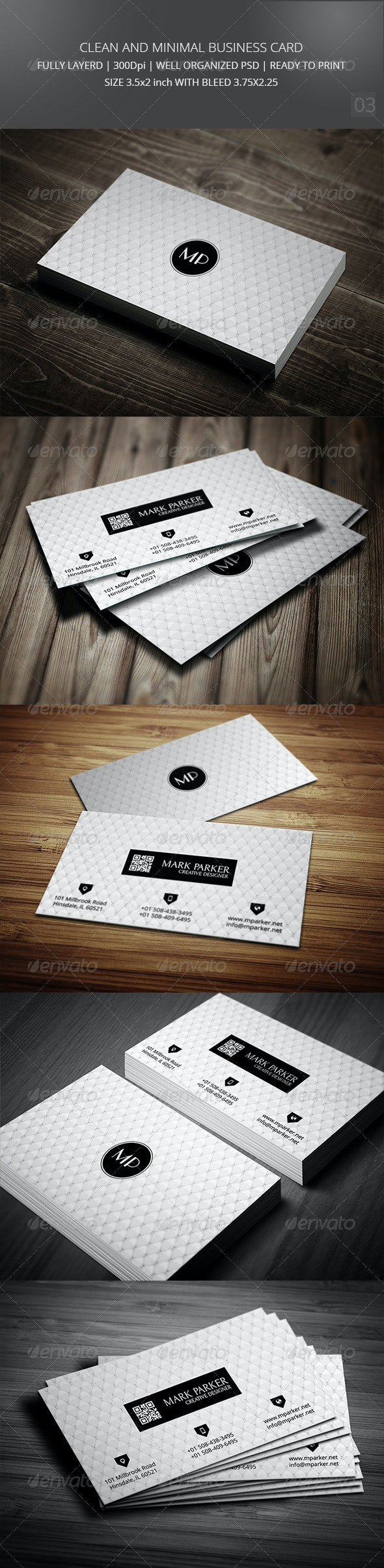 Royal White Business Card  - Retro/Vintage Business Cards