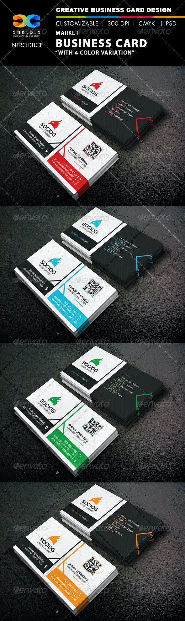 29 Best Business Card Templates & Designs  for March 2019