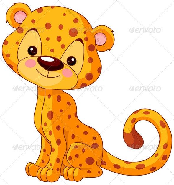 Jaguar - Animals Characters