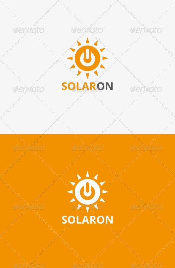 Solar On Logo