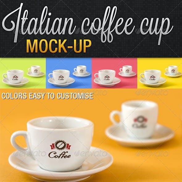 Italian Coffee Cup 02