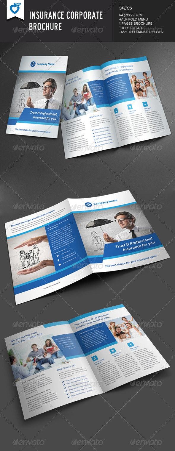 Insurance Brochure - Corporate Brochures
