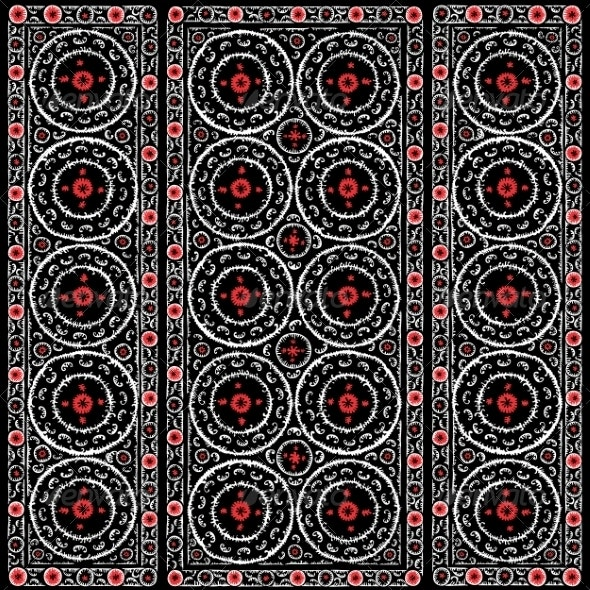 Oriental Ornaments - Patterns Decorative