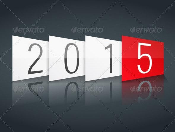 New Year 2015 - New Year Seasons/Holidays