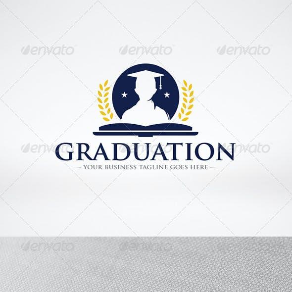 University Graduation Logo Template