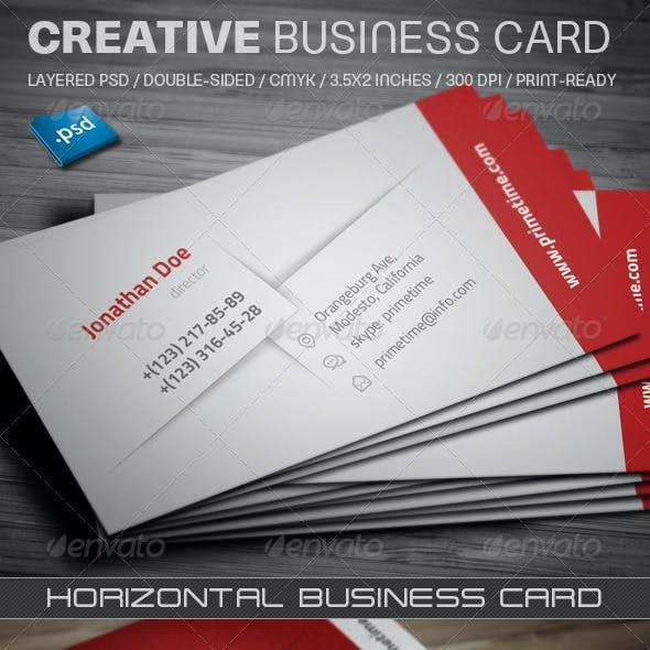 Creative Business Card V730