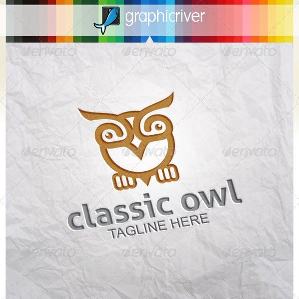 Classic Owl