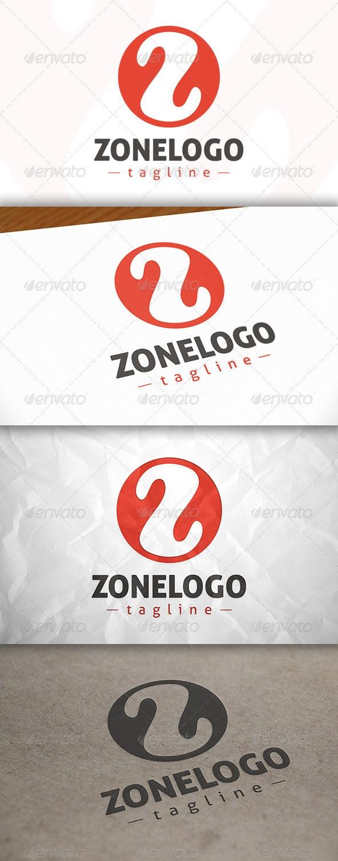 Zone Logo - Letters Logo Templates