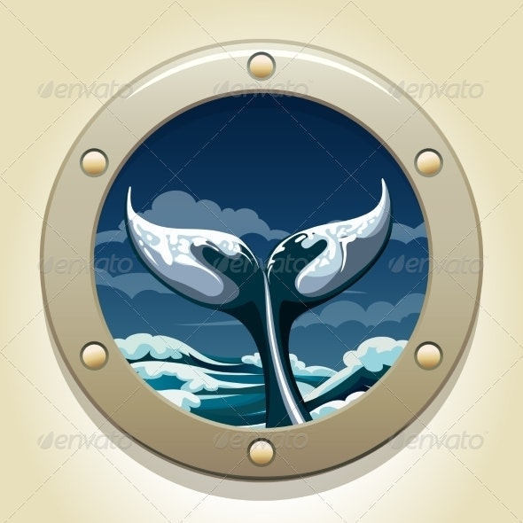 Whale Tail - Travel Conceptual