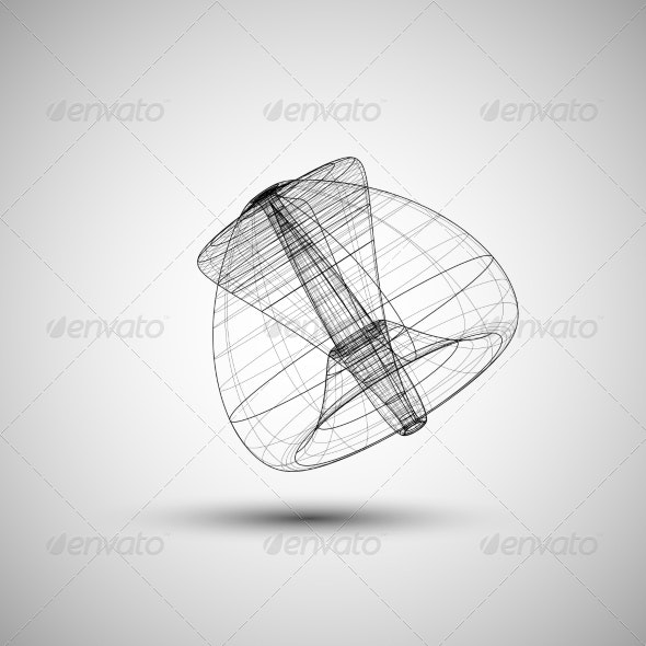 Abstract Stylish Technology - Abstract Conceptual