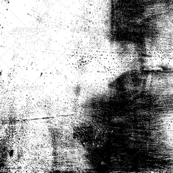 Brushed Grunge Texture - Backgrounds Decorative