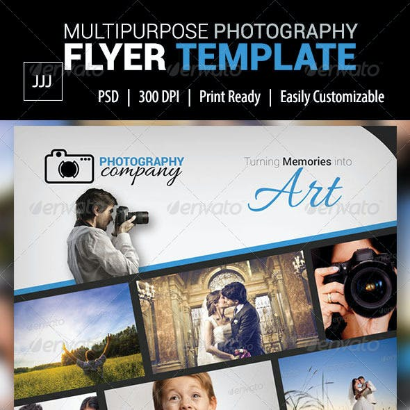 Photography Business Flyer 8